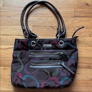 Rossetti brown medium purse